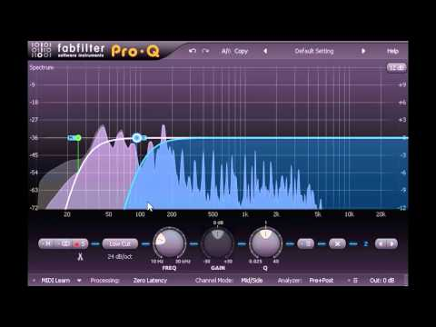 Mastering with FabFilter Pro Plugins - Part 1