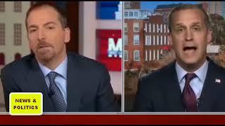 Hillary Clinton is the criminal not Trump - Lewandowski SQUASH Chuck over Russia collusion