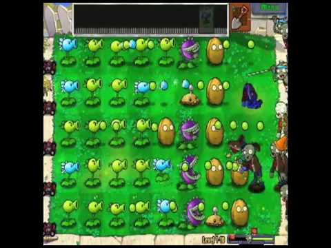 Plants vs Zombies (PC) Gameplay and Review!!!