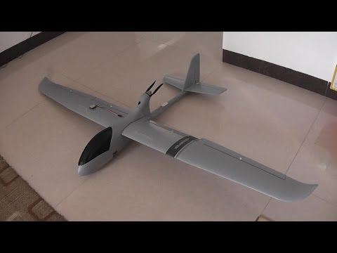 FPV Raptor V2 RC FPV Plane Unboxing Review