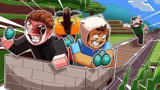 WE STOLE NOGLA'S DIAMONDS IN THE GREATEST HEIST IN MINECRAFT HISTORY!