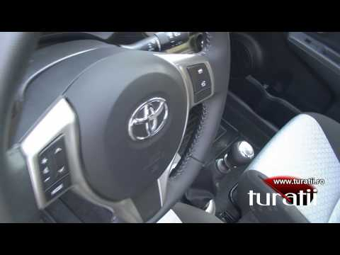 Toyota Yaris 1.33l Dual VVT-i explicit video 2.avi