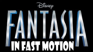 [SDCC 2014 - Mitch and Janelle Flail Around in Fast Motion Playing Fantasia] Video
