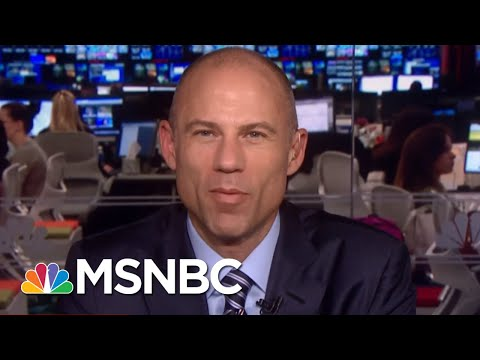 Stormy Daniels Attorney Responds To Donald Trumps Freewheeling Fox Interview  Deadline  MSNBC