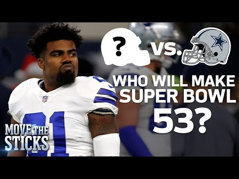 Which Non-Playoff Teams from 2017 Can Make Super Bowl 53? | Move the Sticks | NFL