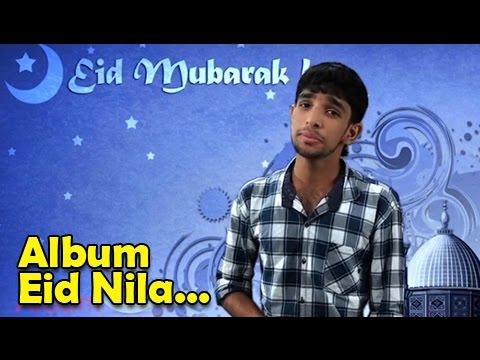 Hisham Veeriambram New Malayalam Mappila Album Songs 2014 - Takbir Muzhagunu - Eid Nila video