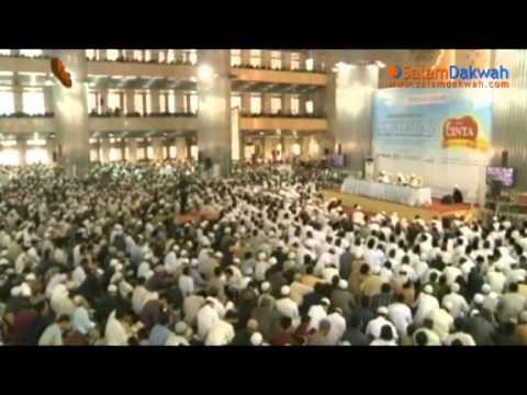 Cinta Rasulullah -  Syaikh Abdurrozzaq Al Badr