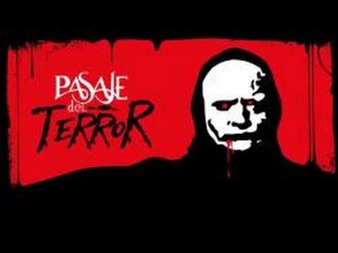 Pasaje Del Terror Blackpool edited brightened version