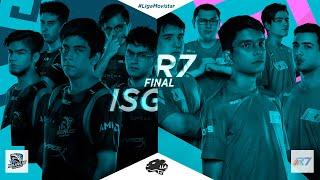Rainbow7 vs Isurus Gaming - Gran Final Liga Movistar Latinoamérica- Bogotá, Colombia