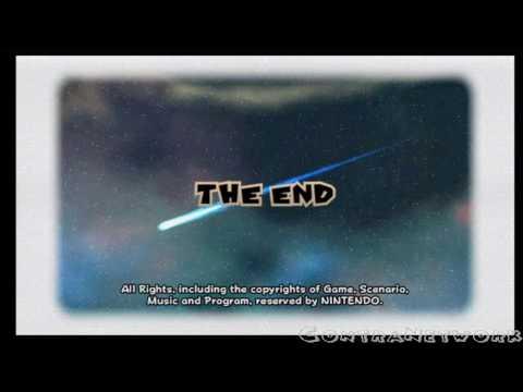 Super Mario Galaxy 2 - Ending Credit [HD]