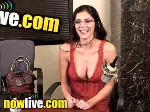 Clips from the Queen of NowLive, the one and only Adrianne Curry from her live show on http://www.nowlive.com on 11/15/2007! Listen LIVE to the Adrianne Curr...