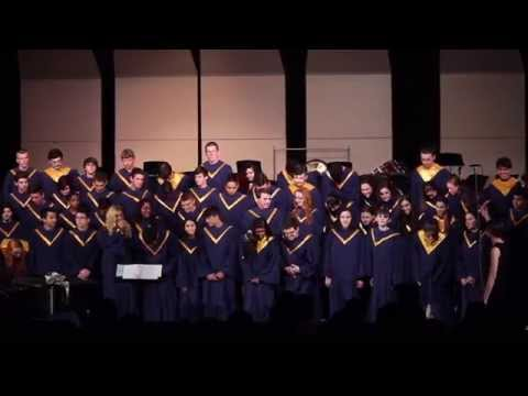 Some Nights - East Meadow High School Spring Concert Part 3 2014