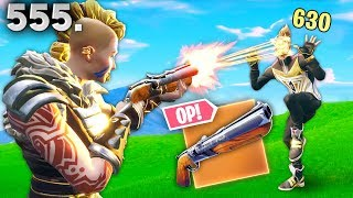 NEW SHOTGUN IS OP..!!! Fortnite Daily Best Moments Ep.555 (Fortnite Battle Royale Funny Moments)