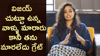 Malvika Nair Superb Words about Vijay Devarakonda || Taxiwala Movie