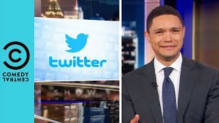 Alex Jones Gets Put In A Twitter Timeout | The Daily Show With Trevor Noah