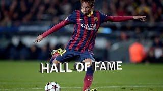 Neymar Jr- Hall of fame 2014-2015