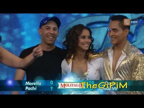 MARICIELO EFFIO : DISCO ( HD ) - Reyes del Show 2011 - 6a Gala - 10/12/2011