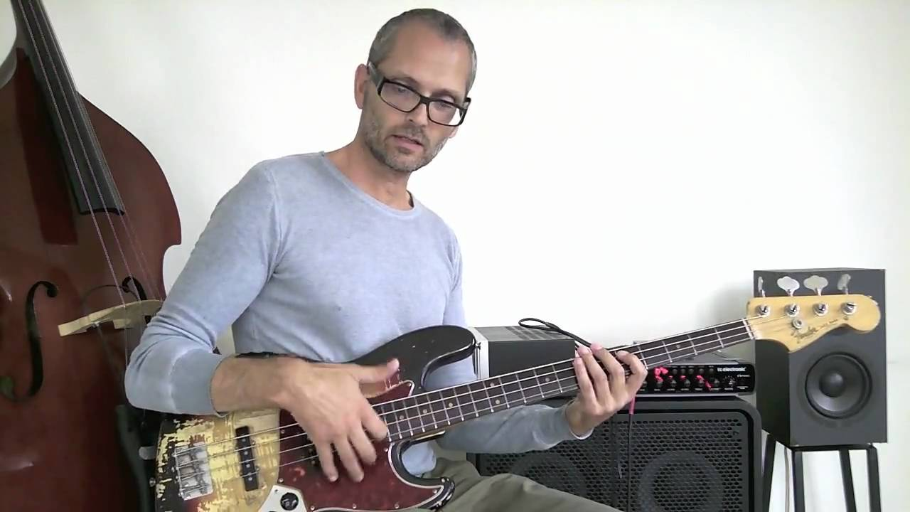 how to play slap bass for beginners