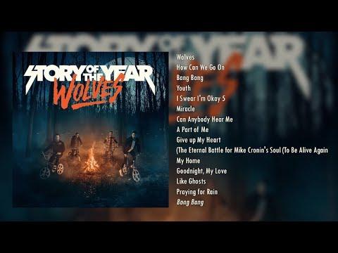 Story of the Year - Wolves (Full Album) [2017]