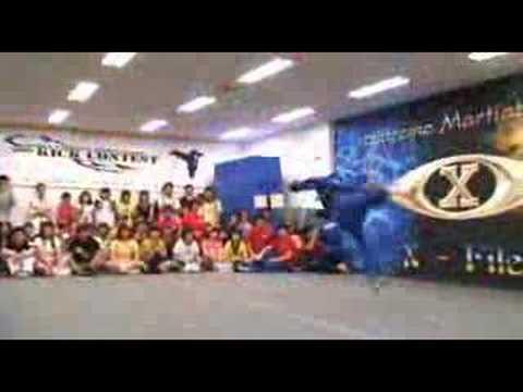 korea extreme martial arts  XMD team