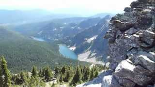 Hike To The Top Of Carney Peak, August 19, 2012