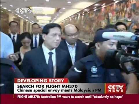Chinese special envoy meets Malaysian PM