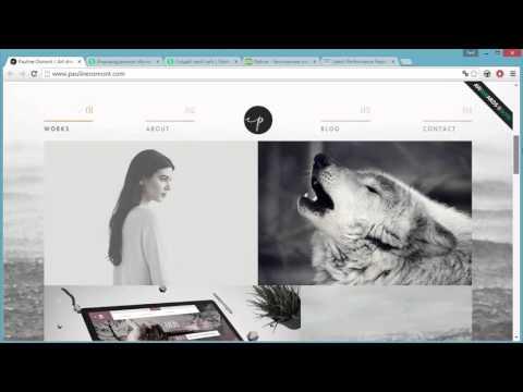 ТОП 10 тенденций веб-дизайна  в 2015 году
