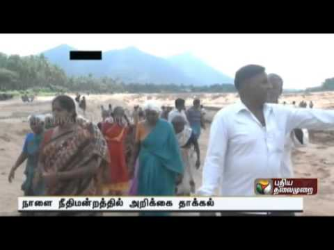 Report on Thottalam sand quarry to be submitted in Chennai HC