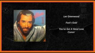 Watch Lee Greenwood Fools Gold video