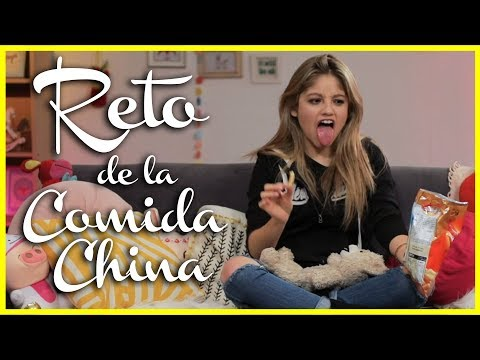 Karol Sevilla  I Reto de la Comida China  I #RetoComidaChina