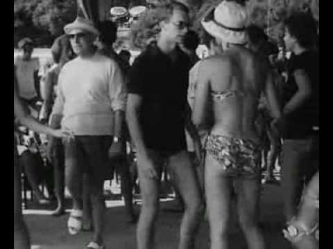 Soul  la plage, extrait de Le Fanfaron (1962)
