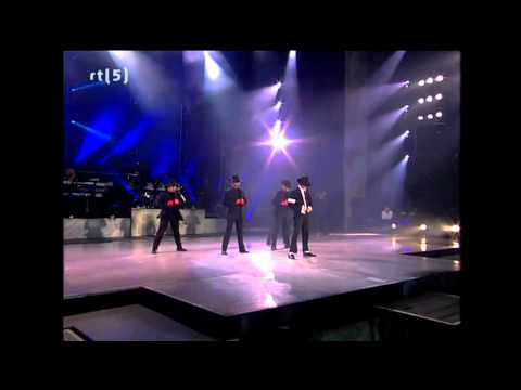 Michael Jackson Dangerous Live Munich History Tour HD