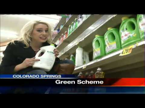 Greenwashing-scamming from the aisle to the checkout