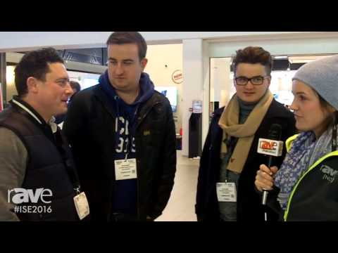 ISE 2016: Lucy Cross Interviews Harry and Simon About What They're Most Excited to See at the Show