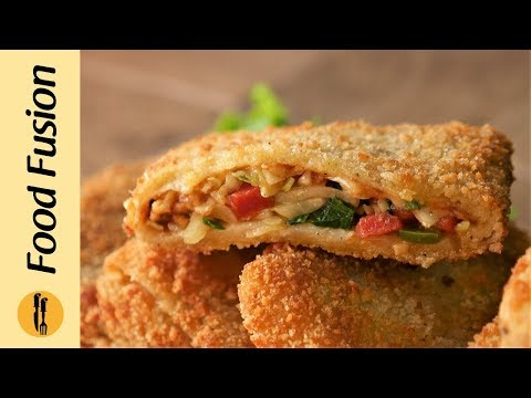 Crispy Vegetable Box patties Recipe By Food Fusion
