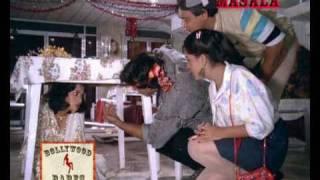 Madhuri Dixit refuses to kiss Govinda - Izzatdaar
