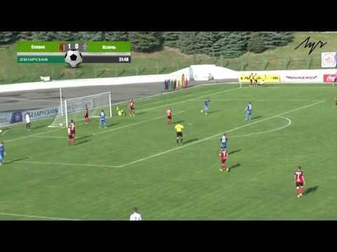 Супер-гол Артура Слабашевича в ворота «Славии»