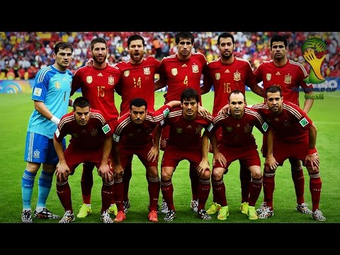 Spain | Highlights for World Cup 2014 | HD