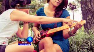 Gitar Travel Buatan Indonesia - NET5