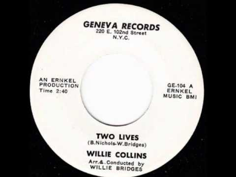 Willie Collins - Two Lives - Geneva