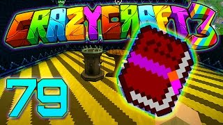 Minecraft Crazy Craft 3.0: BLOCK FACTORY ROOM! Alchemical Book!  #79 (Moded Roleplay)
