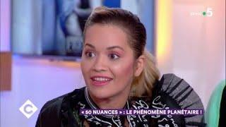 """Download Lagu Rita Ora, Liam Payne et les tourtereaux de """"50 Nuances"""" - C à Vous - 05/02/2018 Gratis STAFABAND"""