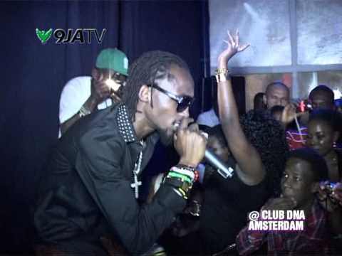 WEASEL & RADIO FROM UGANDA LIVE IN CLUB DNA AMSTERDAM PT 1