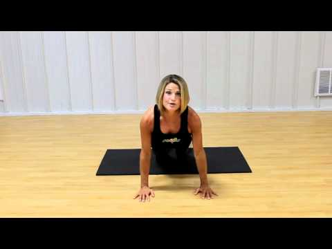 Exercise of the Day: Walking Plank