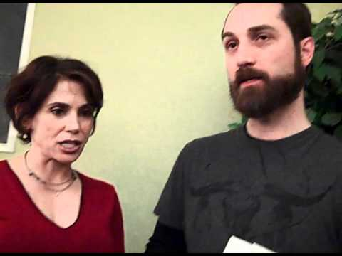Stacey Nelkin (Halloween III/Up The Academy) interview with Metal Rules TV