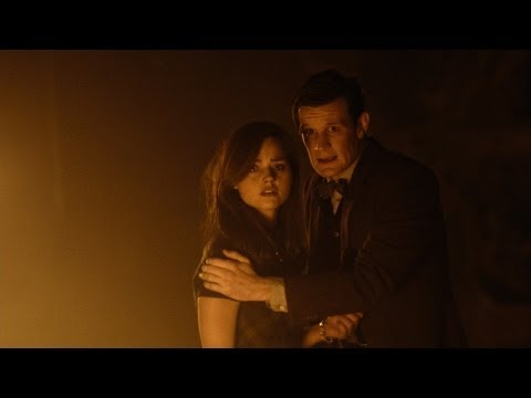 *SPOILER* UK ONLY: The Final Moments of The Name of the Doctor - Doctor Who Series 7 Part 2 2013