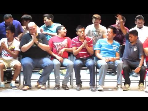 Show John Milton El Caballero de la Hipnosis Parte2 Cd.Juárez,Chih.