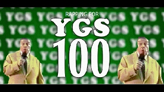 Rapping For YGS 100 ( Rapping For Jesus + YGS 100 )