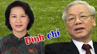 Quyết định đình chỉ công tác CTQH Nguyễn Thị Kim Ngân, điều tra làm rõ vụ phản động trong cuộc họp