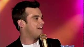 Especial de Robbie Williams Live Telehit Mexico